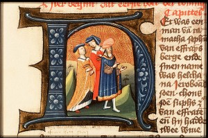 Den Haag Manuscript, Elkenah and WivesFrom Wikimedia Commons