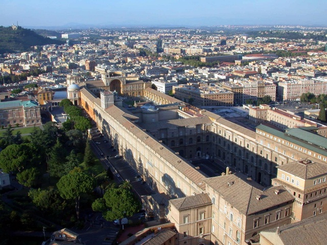 Vatican CityImage from Wikimedia Commons