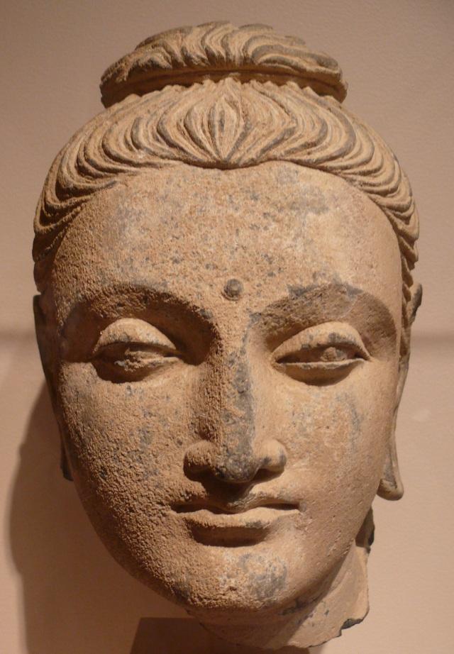 Buddha Image from Wikimedia Commons