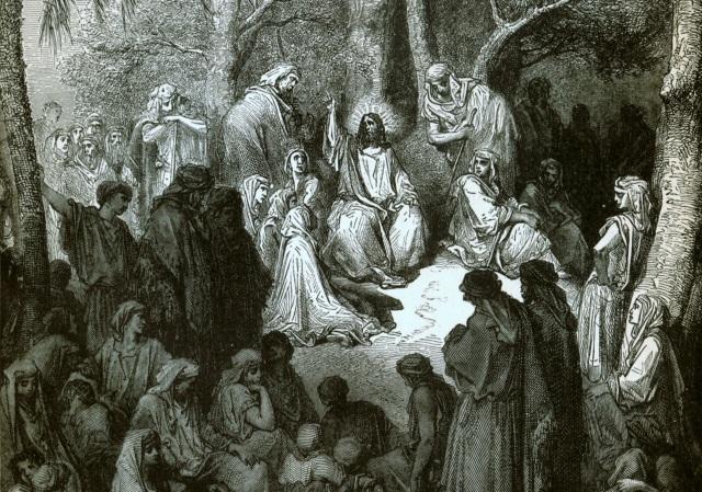 Dore's Sermon on the Mount