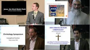 Muslim-Christian Dialogue on Jesus featuring Sunni, Ismaili, Catholic and Protestant Interpretations